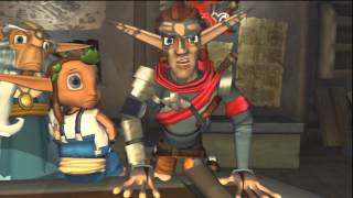 Jak And Daxter Trilogy - All Cutscenes [HQ-HD]