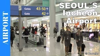 Seoul Incheon Airport Tour - Seoul Airport - Transit at Incheon Airport, South Korea