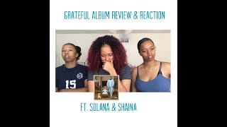 DJ KHALED GRATEFUL ALBUM REVIEW & REACTION