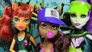 Ultimate Funny Monster High Dolls videos 2016