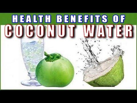 HEALTH BENEFITS OF COCONUT WATER PART-1 II नारियल पानी के स्वास्थ्य लाभ भाग-1 II