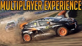 DiRT Rally 2.0 My First Multiplayer Experience