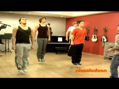 Big Time Rush Behind The Scenes~Just Dance Music Videos