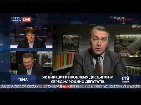 """Ігор Мірошниченко - в етері телеканалу """"112 Україна"""""""