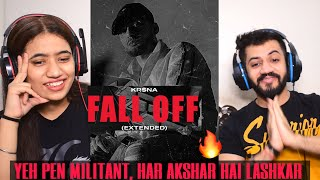 Download KR$NA - Fall Off (Extended) |   Reaction | The Tenth Staar Gratis, download lagu terbaru