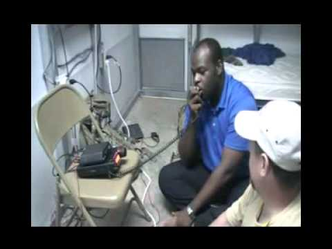 Teaching About Ham Radio In Haiti