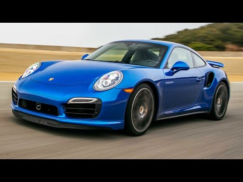 2014 Porsche 911 Turbo Hot Lap! - 2014 Best Driver's Car Contender