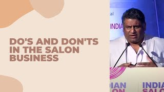 Do s and Don ts in the Salon Business