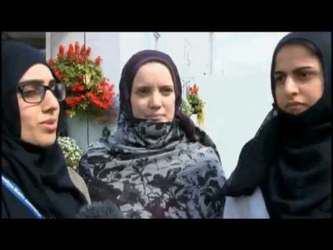 London Muslims on ISIS recruiting Londoners for 'Jihad' - BBC News 22-08-2014
