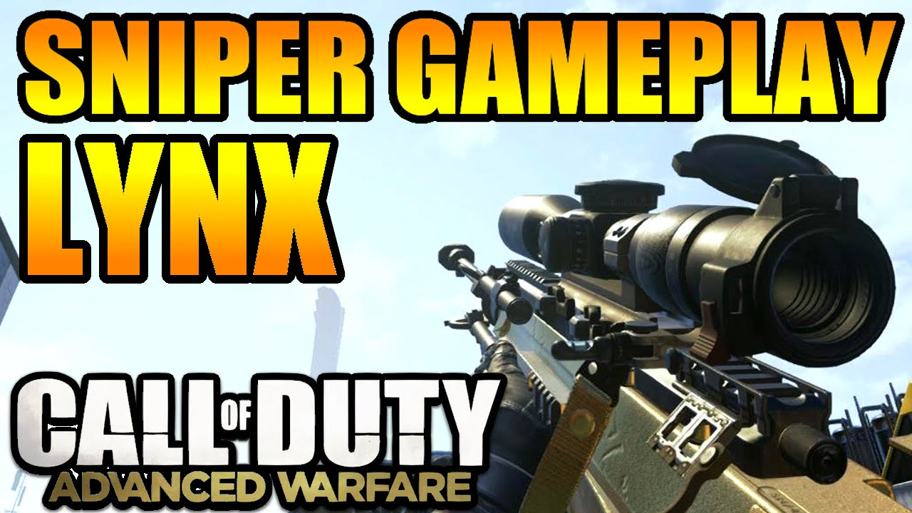 Warfare Snipers Advanced Warfare Sniper Lynx