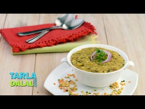 Khandeshi Dal By Tarla Dalal video