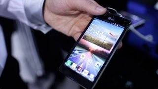LG Optimus 4X HD first look at MWC 2012