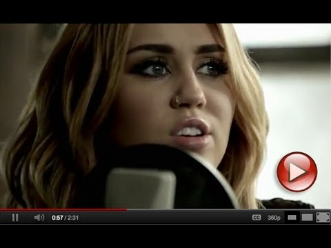 Miley Cyrus - Youre Gonna Make Me Lonesome When You Go