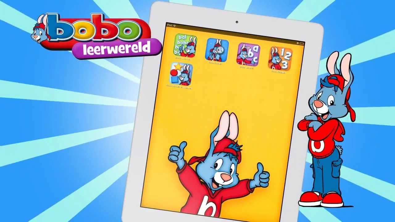 Vijf bobo leerwereld apps voor ipad commercial youtube - Leer wereld ...