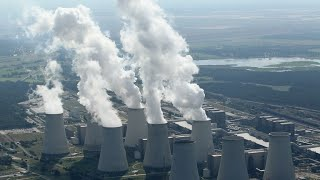 World carbon dioxide emissions hit record level
