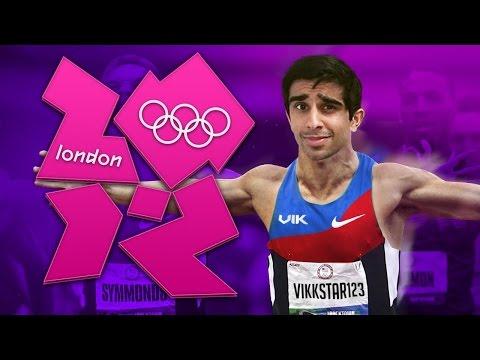 HE GOT TIRED?! - LONDON 2012 Olympics #21 with Vikkstar