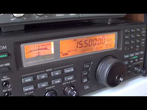 Radio Riyad english saudi arabia 15500 shortwave