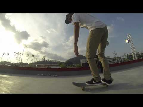 Ronny Viquez - Skateboarding Panama