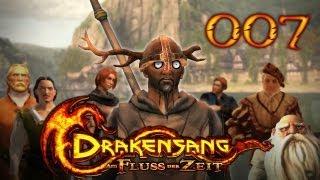 Let's Play Drakensang: Am Fluss der Zeit #007 - Keilerei mit einem Holzgolem [720p] [deutsch]