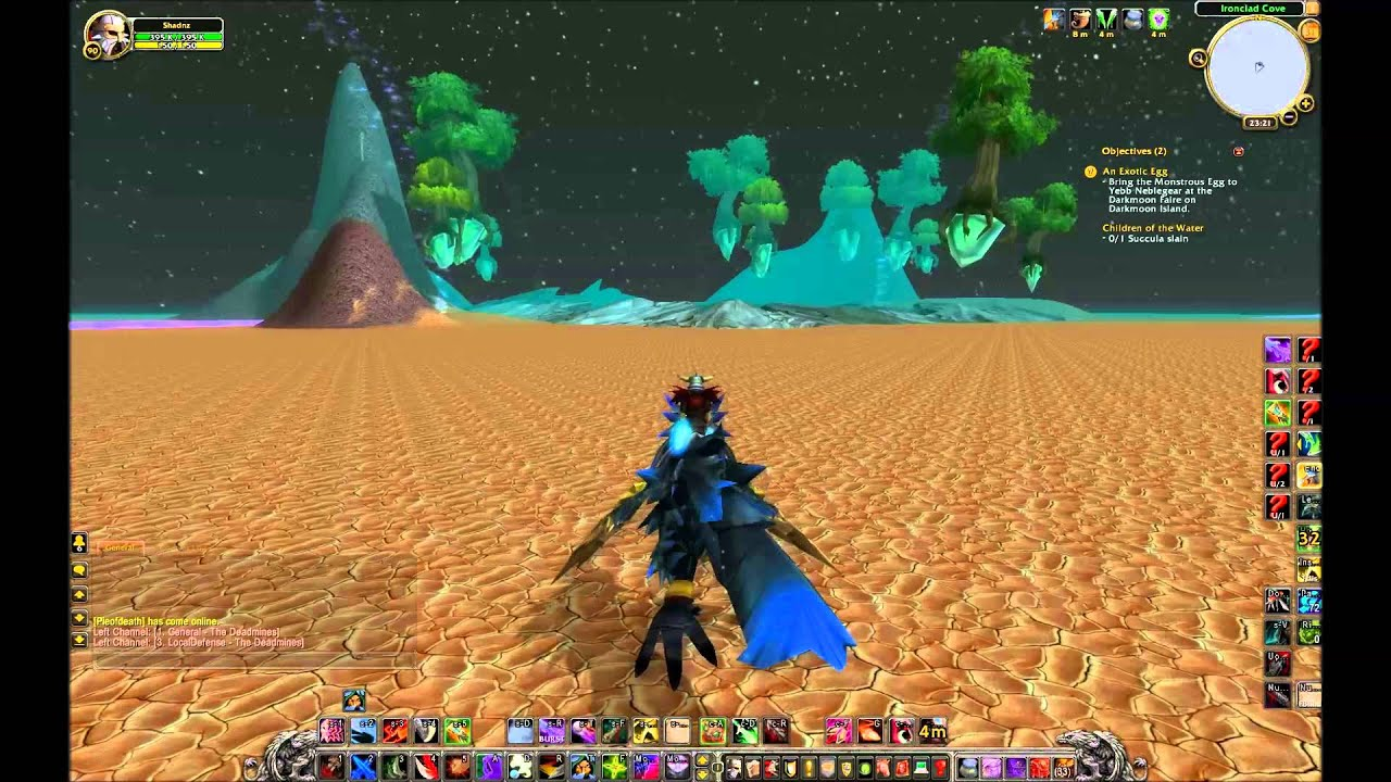 how to get to outlands wow