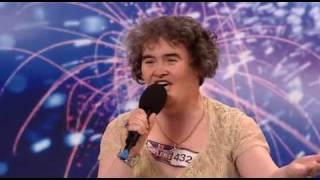 Britains Got Talent 2009 Susan Boyle First Performance