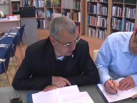 Prof. Dr. Ahmet Akgündüz - Arapça Belağat 1. Ders
