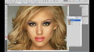 Tutorial Photoshop CS5 _ semplice makeover