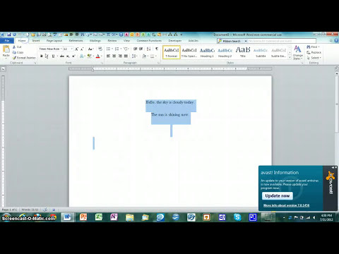 Microsoft Office Word 2010 Tips and Tricks