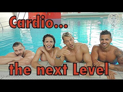 Aqua Jogging - Cardio to the next Level mit Anja Zeidler und ProBroArmy