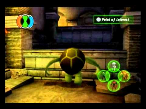 Lets Play Ben 10 Ultimate Alien Ep.1 Echo Echo...EchoEchoEcho