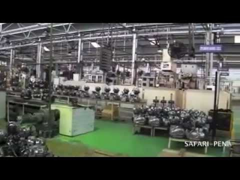 Royal Enfield Factory Chennai - For Enfield Lovers Only!!!