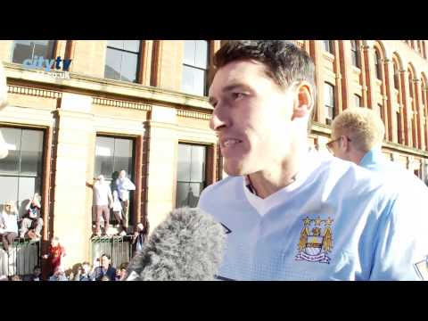 CITY PARADE: Gareth Barry Exclusive Interview