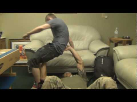 Army Ranger Bench Presses Syndicate!!!