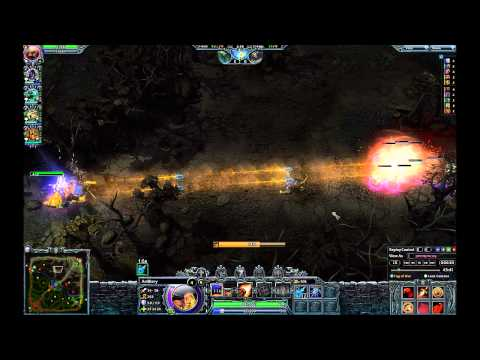 Heroes Of Newerth - Artillery Jungle Guide