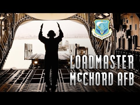 Loadmaster: 446th Airlift Wing