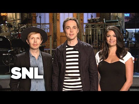 SNL Promo: Jim Parsons and Beck