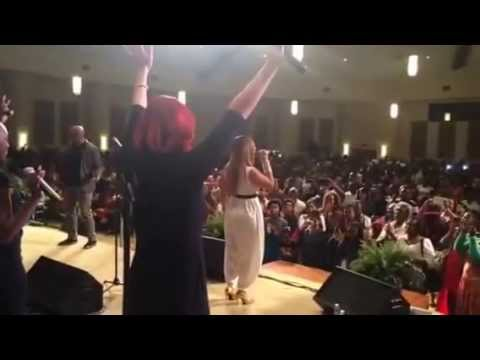 Erica Campbell at Jackson, MS