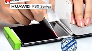 Huawei P30 Pro full body screen protector - BESTSUiT screen guard - anti gores - not glass tempered