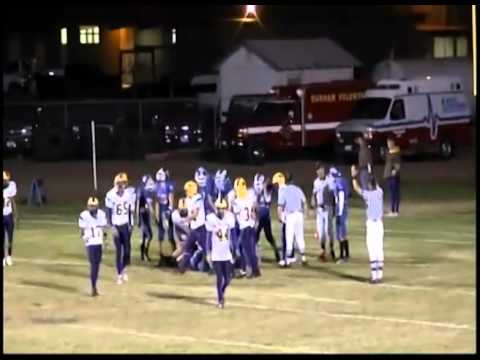 Tony Montes Live Oak High School Highlights