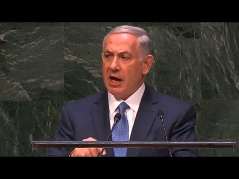 Netanyahu Equates ISIS To Hamas & Then Brings Up Nazis