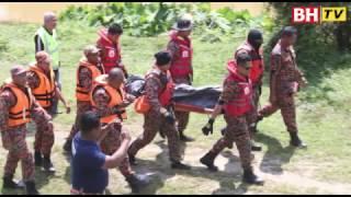 Tragedi lemas: 1 lagi mayat ditemui