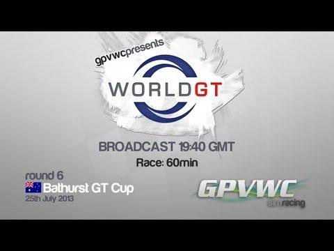 GPVWC 2013 - World GT R06 - Bathurst GT Cup, Bathurst