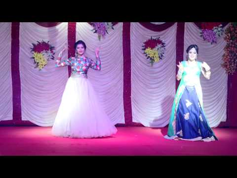 Sangeet Sandhya Dance Mashup by Cousins