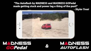 Jeep Renegade MADNESS - Fun in the sand - Part 2