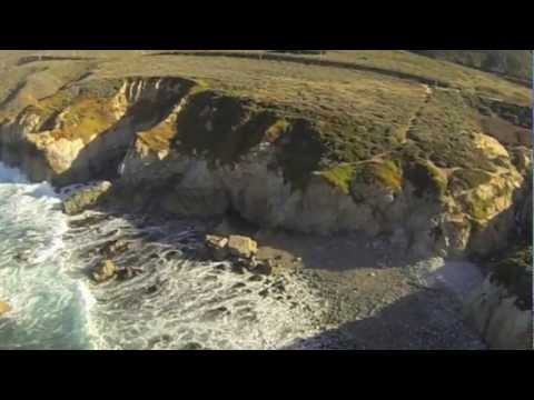 DJI Phantom - Flying at Big Sur, CA - January 20, 2013