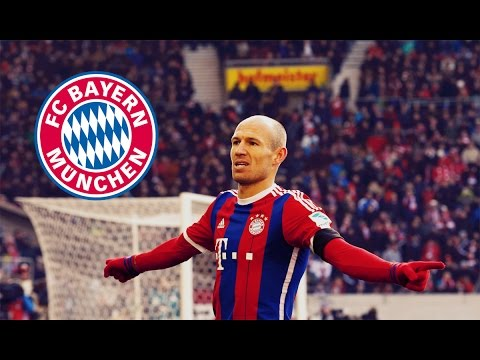 Arjen Robben - Ultimate Skills & Goals - 2014/2015