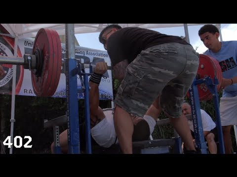 Santa Barbara Powerlifting Meet (Bench) Pt 2 Image 1