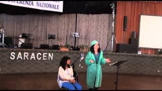 23°Conferenza Nazionale Chiese ELIM in Italia, Riunione Sorelle (26 aprile 2013 ore 11:30)