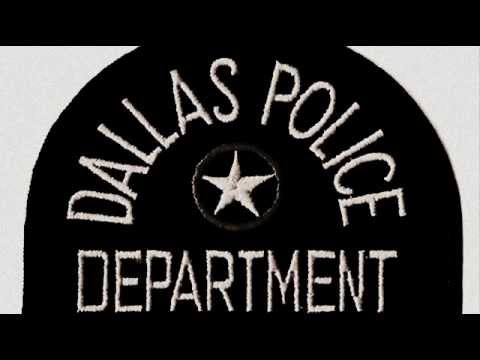 DALLAS POLICE radio  NOVEMBER 22, 1963 -  DPD search for the Assassin of Jfk