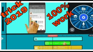 How to make subscribe and Bell icon Intro on any mobile phone